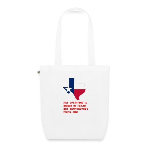 TEXAS MERCH - EarthPositive Tote Bag