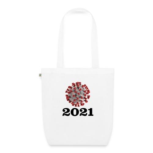 Virus 2021 - Bio-Stoffbeutel