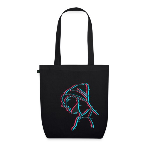 JM's jawline glitch - EarthPositive Tote Bag