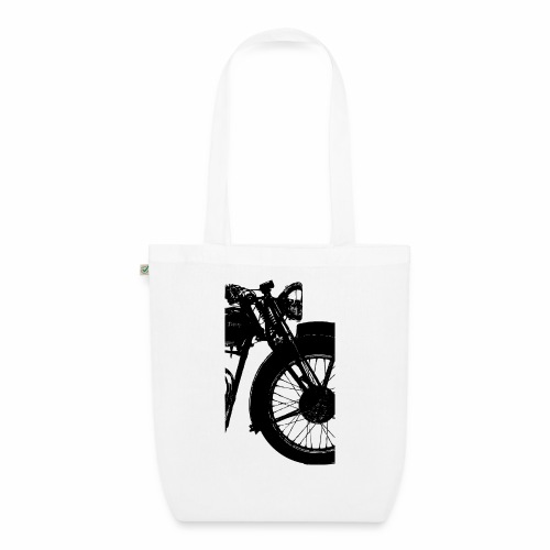 speed twin - EarthPositive Tote Bag
