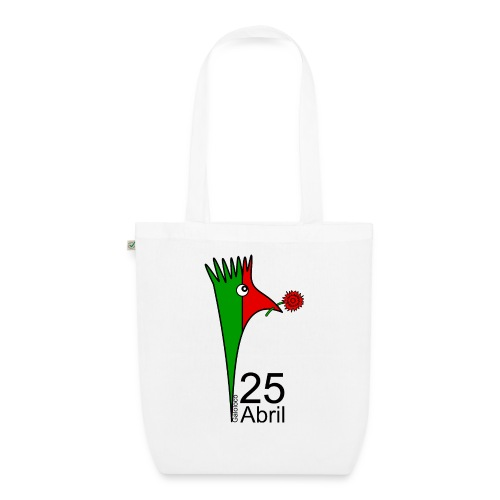 Galoloco - 25 Abril - EarthPositive Tote Bag