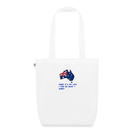 AUSTRALIAN MERCH - EarthPositive Tote Bag
