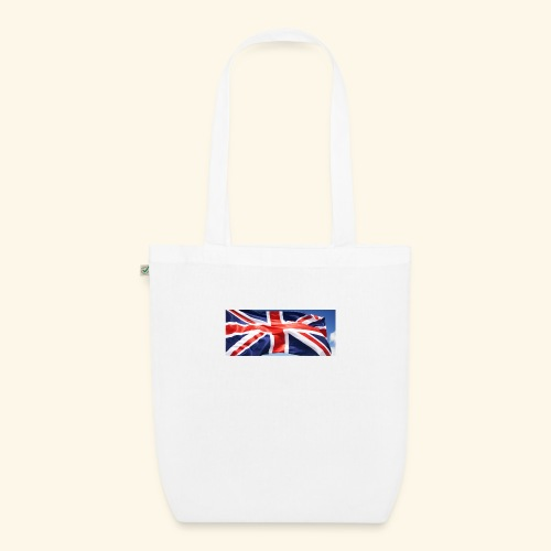 UK flag - EarthPositive Tote Bag