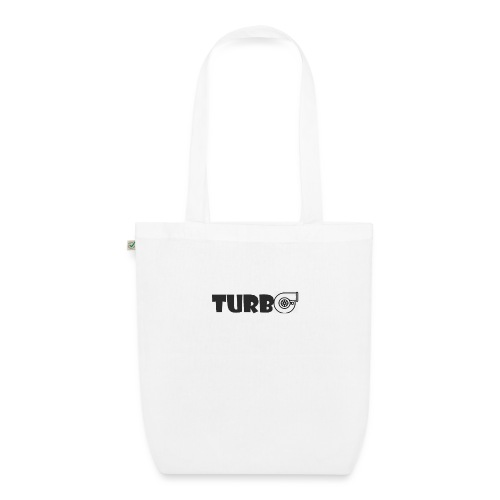 turbo - EarthPositive Tote Bag
