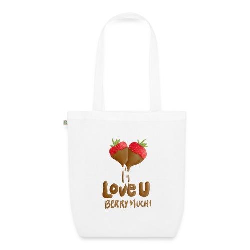 Love U berry much - Ekologisk tygväska