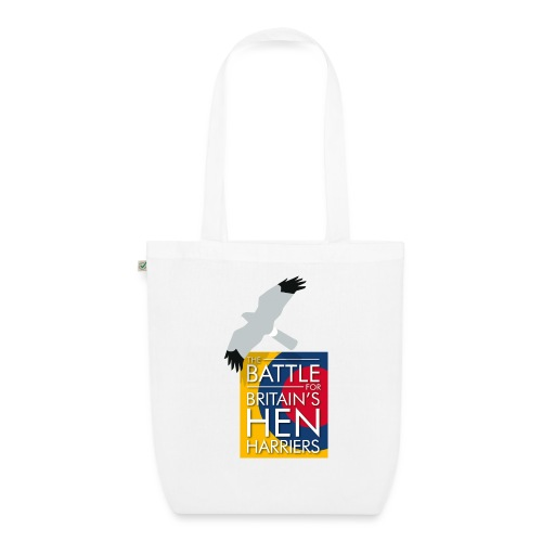 New for 2017 - Women's Hen Harrier Day T-shirt - EarthPositive Tote Bag
