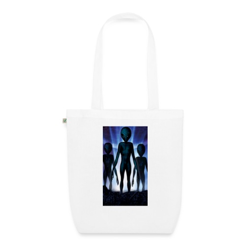 Alien 👽 - Bio-Stoffbeutel