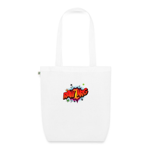Raw Nrg comic3 - EarthPositive Tote Bag