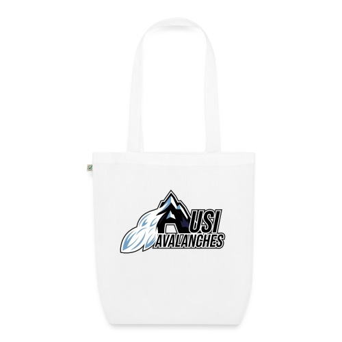USI Avalanches white - Bio-Stoffbeutel