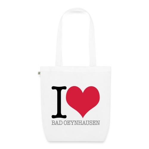 Love is in the Kurstadt - Bio-Stoffbeutel