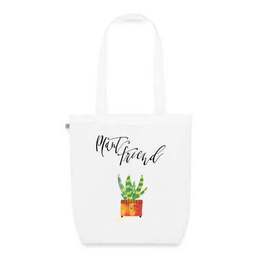 Plant Friend n°1 - Bio-Stoffbeutel