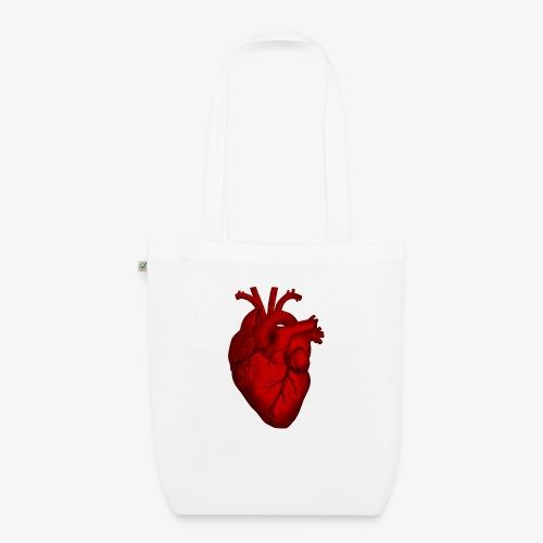 Heart - EarthPositive Tote Bag
