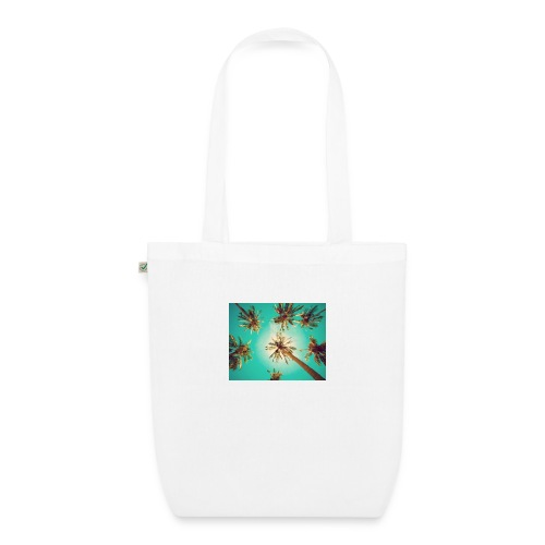 palm pinterest jpg - EarthPositive Tote Bag