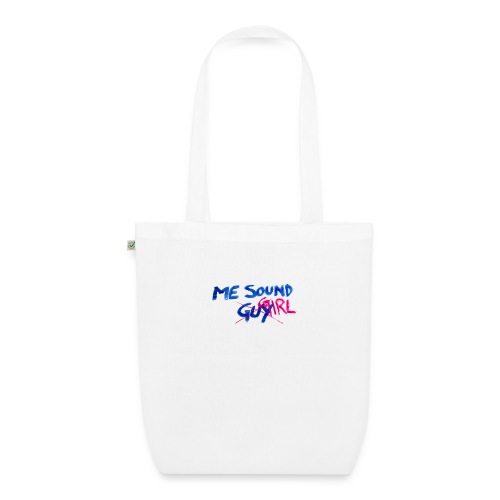 me = sound girl - EarthPositive Tote Bag