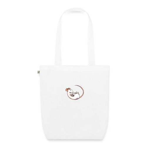 Sleeping mouse - EarthPositive Tote Bag
