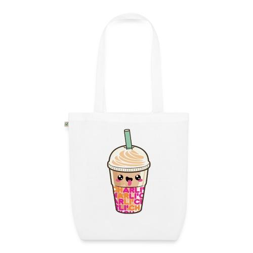00411 Iced Coffee Charli Damelio - Bolsa de tela ecológica