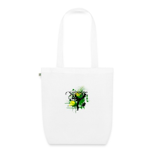 Capoeira Brasil - EarthPositive Tote Bag