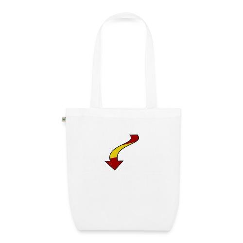 Flecha españa - Bolsa de tela ecológica