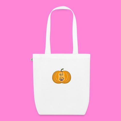 Rick pumpkin - Bio stoffen tas