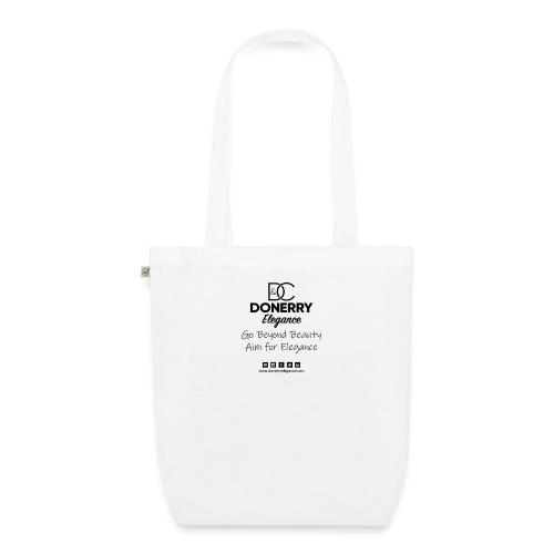 Go Beyond Elegance Image T Shirt design - EarthPositive Tote Bag
