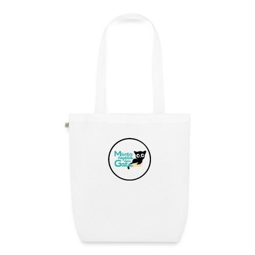 La Muntanyeta dels Gats Logo - Bolsa de tela ecológica