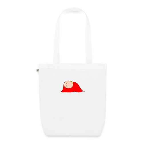 Flying Bum (diagonal) - without text - EarthPositive Tote Bag