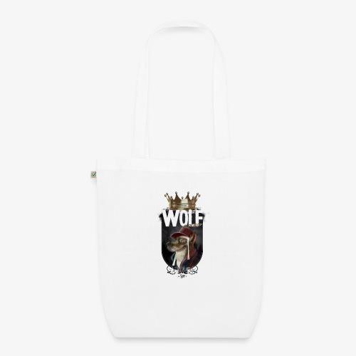 wolf - Bolsa de tela ecológica