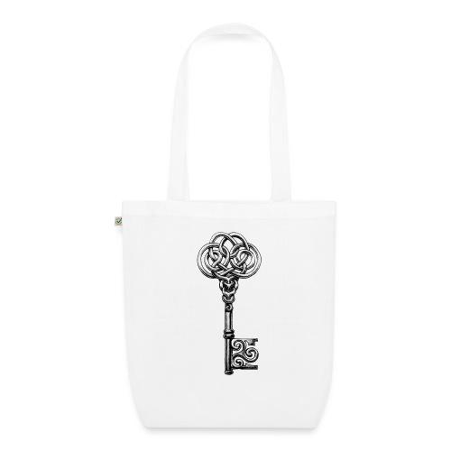 CHAVE-celtic-key-png - Bolsa de tela ecológica