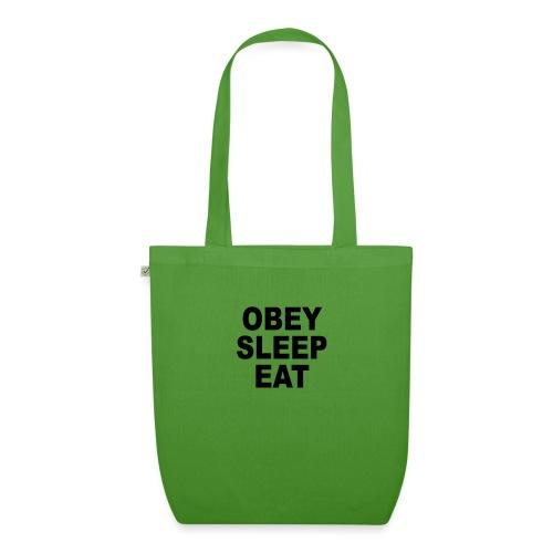 obey sleep - Sac en tissu biologique