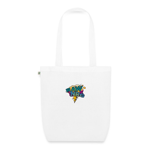 Raw Nrg Comic 1 - EarthPositive Tote Bag
