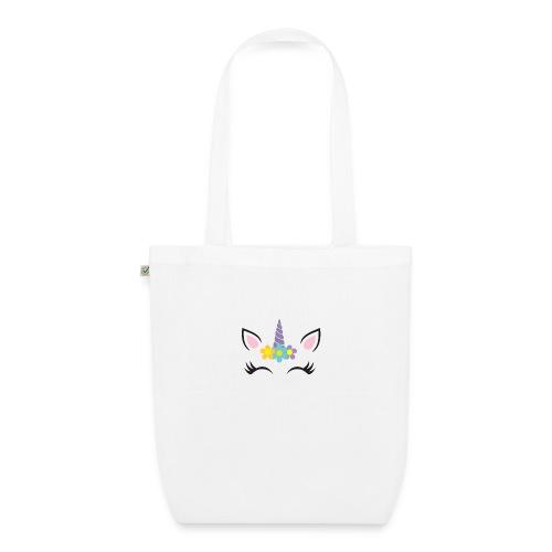 Unicornio - Bolsa de tela ecológica