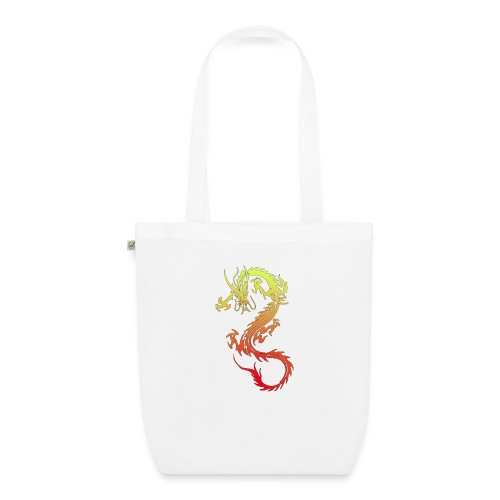 Golden Dragon - EarthPositive Tote Bag
