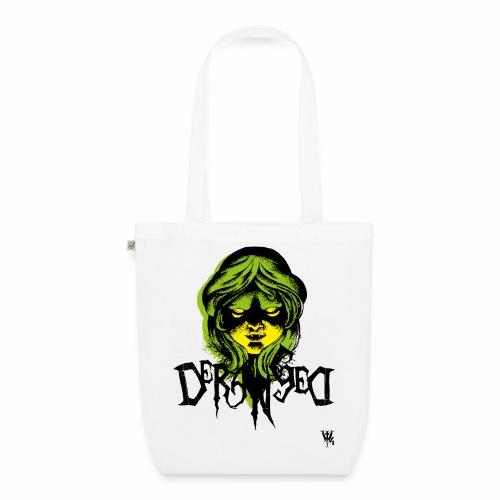 DerangeD - Tattoo Metal Horror Vampire - Øko-stoftaske