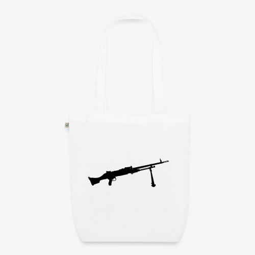 Machine Gun - Kulspruta 58B - FN MAG M240 - Ekologisk tygväska