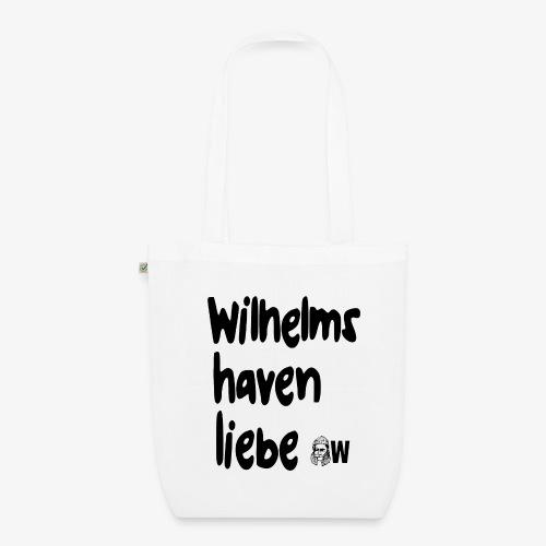 Wilhelms Haven Liebe - Bio-Stoffbeutel