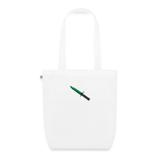 Emerald M9 Bayonet - EarthPositive Tote Bag