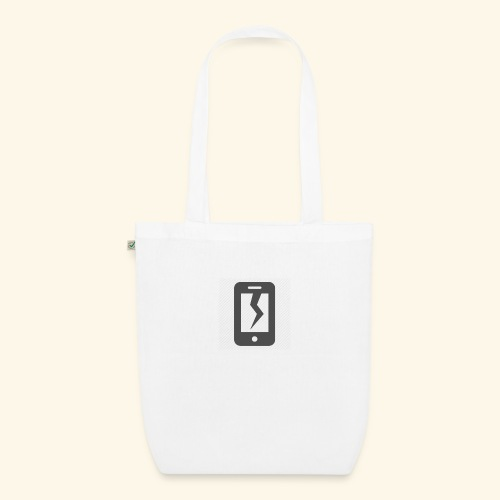 Tech Destruction - EarthPositive Tote Bag