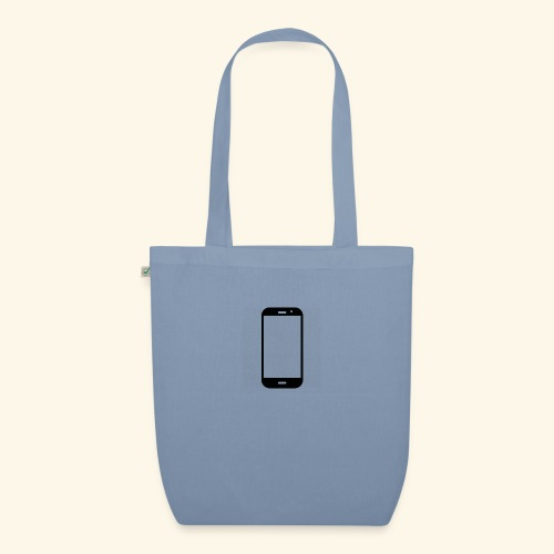 Phone clipart - EarthPositive Tote Bag