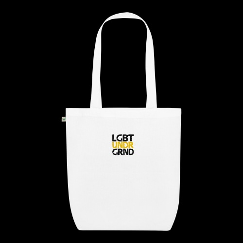 LGBT UNDERGROUND - EarthPositive Tote Bag