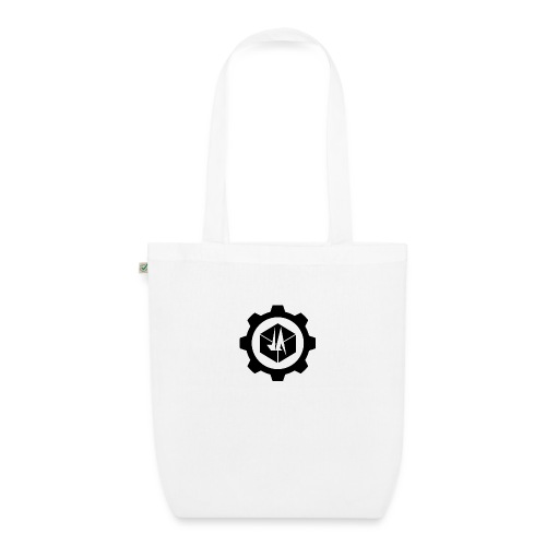 Jebus Adventures Logo (Transparent) - EarthPositive Tote Bag