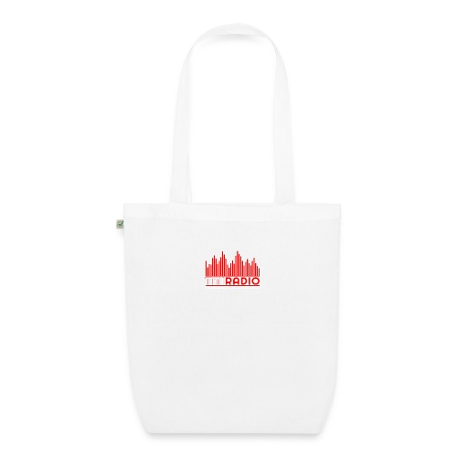 NEW TMI LOGO RED AND WHITE 2000 - EarthPositive Tote Bag