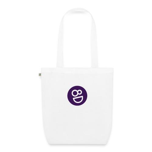 logo 8d - Bio stoffen tas