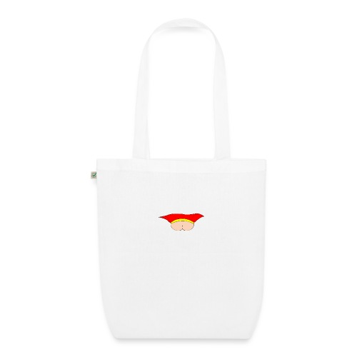 Flying Bum (face on) - no text - EarthPositive Tote Bag