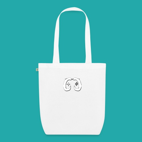 Crowd Control Logo - EarthPositive Tote Bag