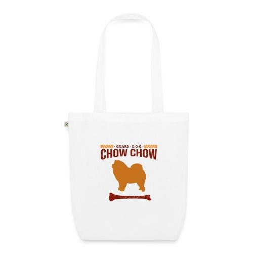 Chow chow hond design voor hondenliefhebbers - Bio stoffen tas