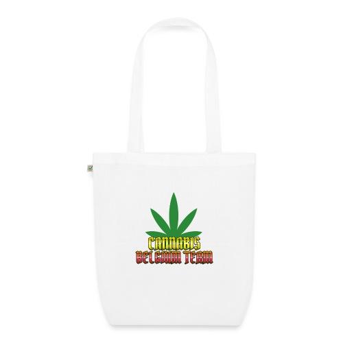 Cannabis Belgium team - Sac en tissu biologique