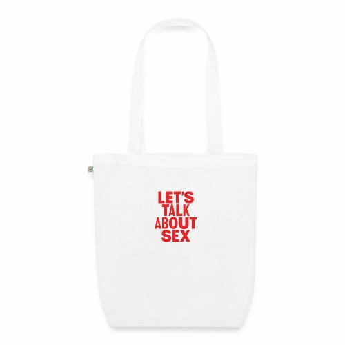 sex - EarthPositive Tote Bag