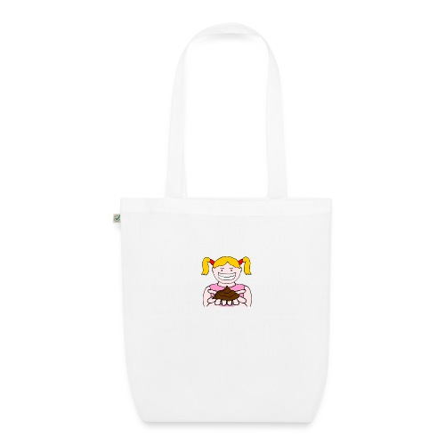 Trudy Walker Poo - EarthPositive Tote Bag