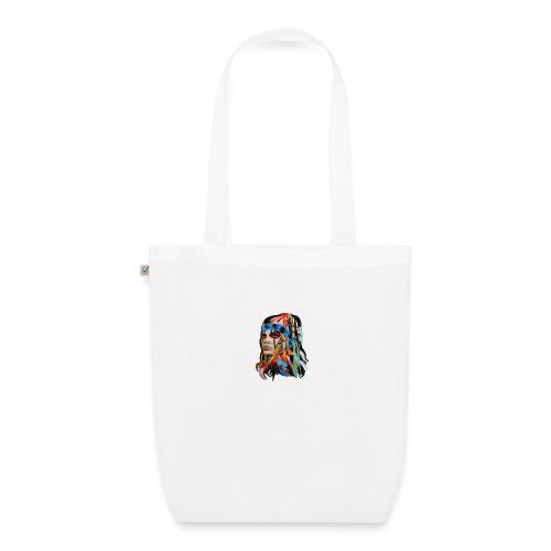 Pióra i pióropusze - Ekologiczna torba materiałowa