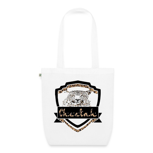 Cheetah Shield - EarthPositive Tote Bag